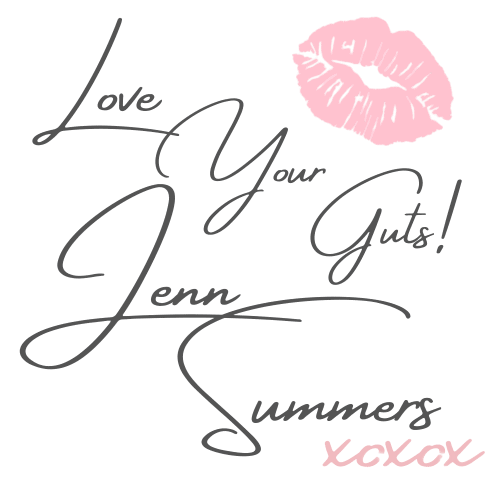 Love Your Guts Jenn Summers Signature