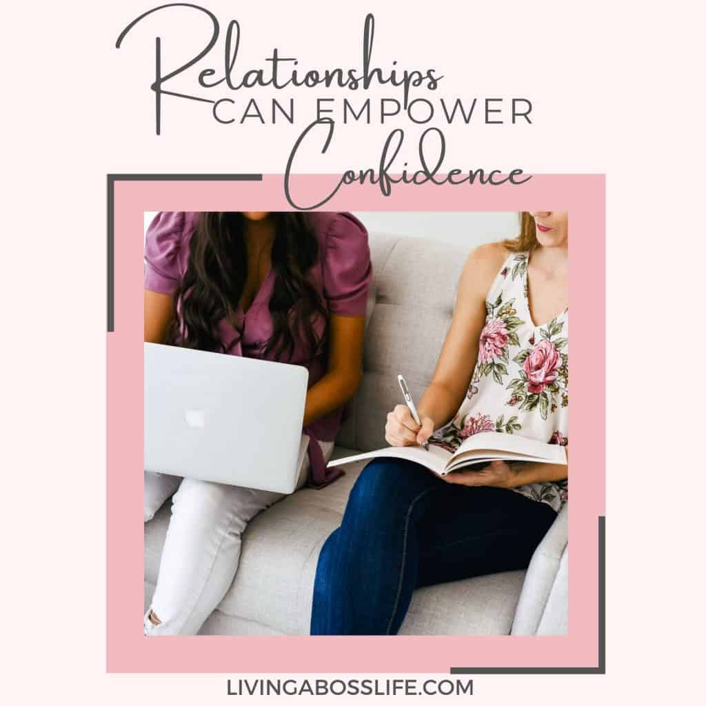 The best relationships are healthy relationships that build our self-worth and empower confidence. We choose which relationships to allow in our lives and these questions and strategy can help you get the most from your relationships.