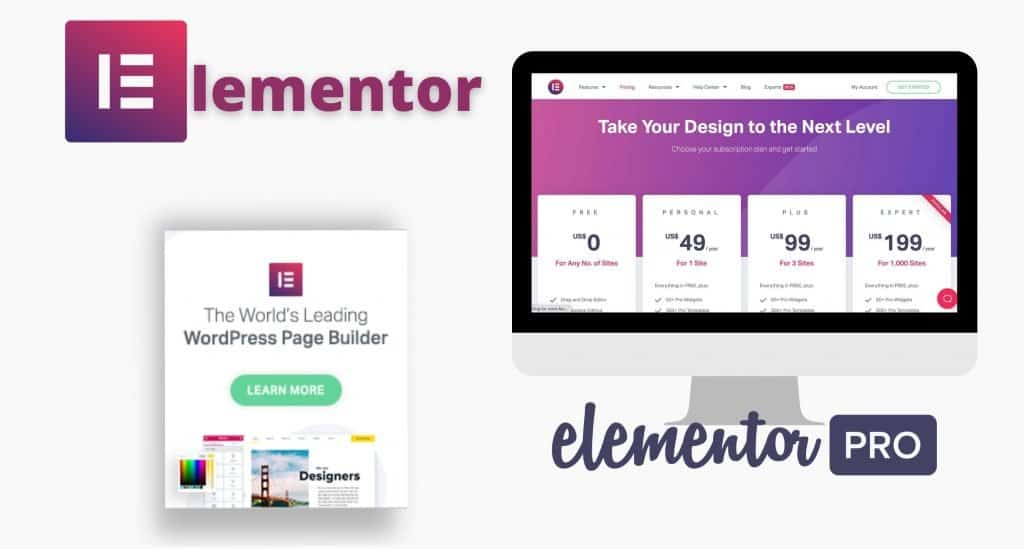 With Elementor's ability to build a beautiful website using pre-made templates, widgets and so much more it's no wonder Elementor has made the Entrepreneur's wish list of must-haves. Check out Elementor pro for even more options at your finger tips!