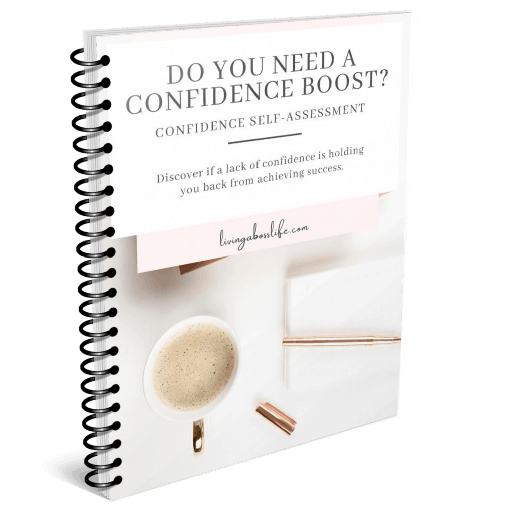Do You Need A Confidence Boost? Confidence Self-Assessment Discover if a lack of confidence is holding you back from achieving success.
