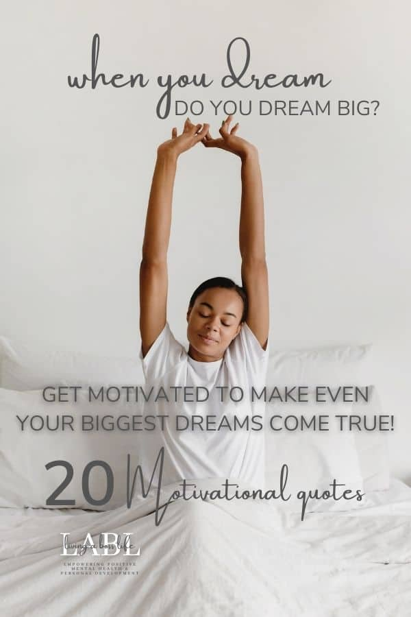 20 Amazing Motivational Quotes to Inspire Success! Are you needing strength to accomplish a goal you have been trying to succeed at with no avail? Invoke endurance and positivity and get pumped up with these 20 favourite motivational quotes!#MotivationalQuotes #Success #Goals #DefineYourSuccess #MotivationalQuotesForWomen #MotivationalQuotesForWork #MotivationalQuotesToWorkout #LifeQuotes #PositiveQuotes #QuotesOnHappiness #QuotesOnStrength #QuotesOnEncouragement #QuotesOnSuccess #QuotesHardWork #QuotesToInspire #QuotesToMotivate #Achieve #Confidence #Motivate