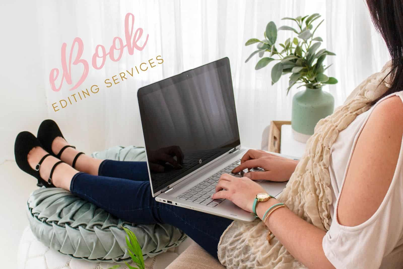 eBook Editing Publishing Services