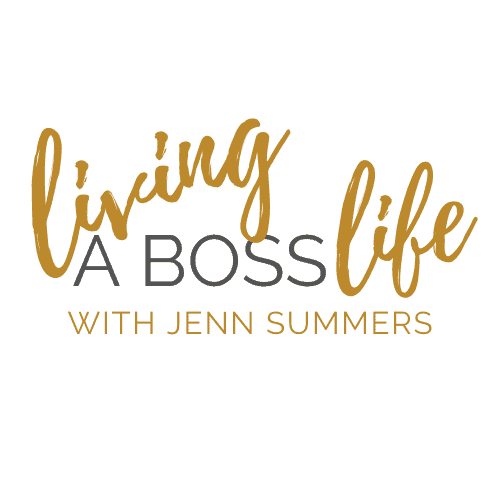 Contact Us 1 1 1 Living A Boss Life Hey there! I'm Jenn, I teach women to empower themselves by helping them to build their confidence, find clarity and discover their purpose.