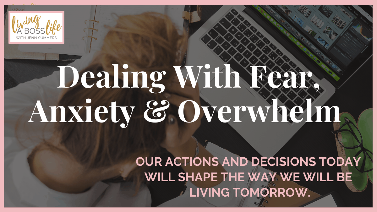 Is Fear, Anxiety & Overwhelm Consuming You? The world has been faced by a pandemic that has invoked fear, anxiety and overwhelms in millions of people around the world. Learn how to control these emotions and fight back!