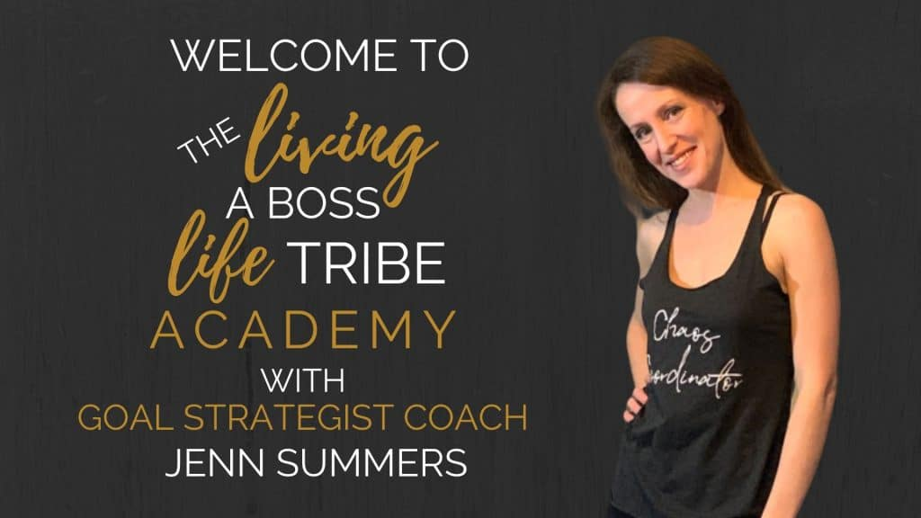 The Living A Boss Life Tribe Academy is for women looking to find empowerment through confidence, clarity and rediscover themselves.