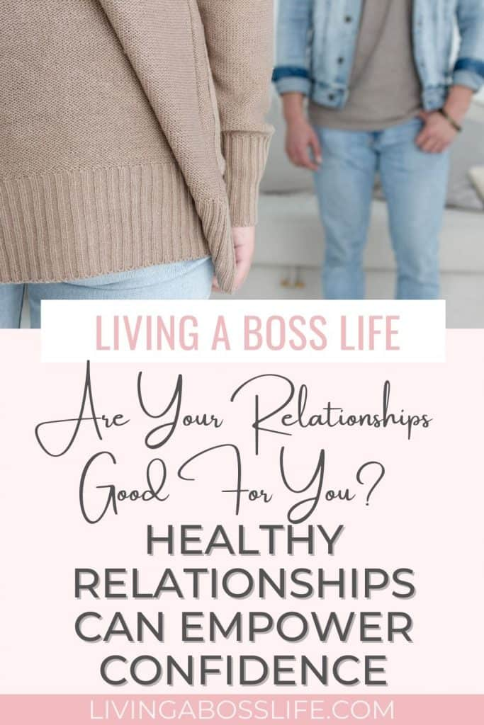 Have you ever experienced a conversation that left you feeling worse off than you did going in? You were excited, pumped up and happy only to be left feeling ridiculed, criticized and sad? Learn to assess four types of relationships so that they can help empower a more confident you.