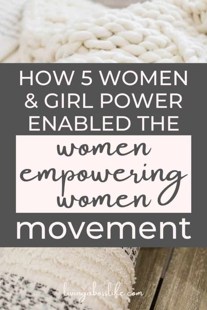 Did the Girl Power Movement By The Spice Girls Kick Start The New Generation Women Empowering Women Movement Learn how these 5 women inspired empowerment across the globe by reaching youth and building a foundation of feminism for todays generation. #TheSpiceGirls #Empowerment #LiftEachOtherUp #GirlPower #WomenEmpoweringWomen