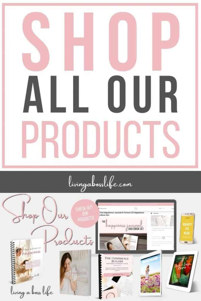 Welcome to our Shop Our Products Page!I love creating products that help others with their personal development, mental health and ability to get more done stress-free!We are so happy to have you here and want to provide you the best of the best and of course what you want! We appreciate feedback so let us know what you want to see more of.This page is new and ever growing so be sure to check back often!