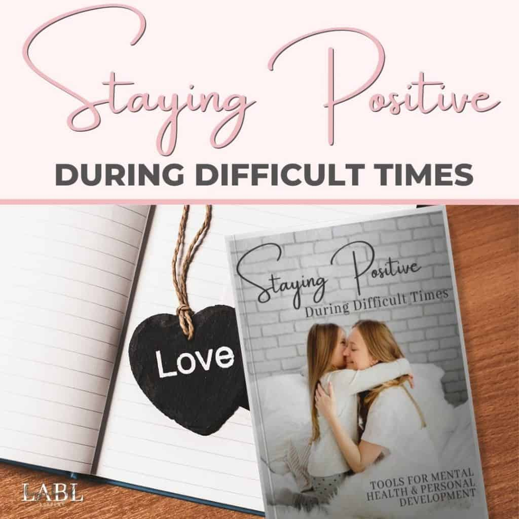 Staying Positive During Difficult Times is a mini course designed to help with The COVID 19 Mental Health Crisis which is why it is available at a reduced cost of $1.99. These are tips and strategies you can use to help you keep your mental health in check and resources will be added to it as well. You have lifetime access to this product and all additional information added to it.