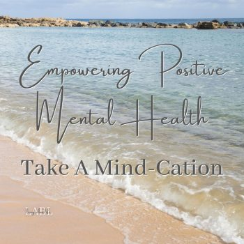 Empowering Positive Mental Health can start with a mind-cation in as little as 5 minutes! Creating new healthy habits doesn't have to be hard and it doesn't have to involve hours upon hours day in and day out. Learn why taking a mind-cation is one of my absolute favourite tools for my mental health and personal development! #MentalHealth #Positivity #MindCation #PersonalDevelopment #MindsetReset #ThinkingPositively #Grounding #Mediation #Manifestation #MentalHealthBreak #Relaxation #StressRelief #Anxiety #Mindfulness #Clarity #Journaling #Visualization #VisionBoard