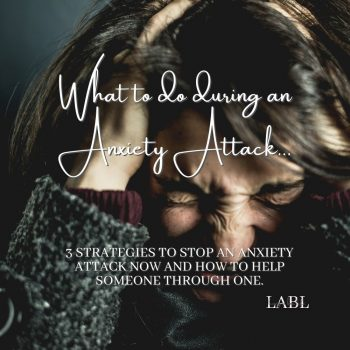 What to do during an anxiety attack or panic attack covers a wide array of the subject inside you will find: What an anxiety attack feels like and what an anxiety attack looks like if you are witnessing one. What you should NOT do during an anxiety attack, what causes anxiety attacks and the strategies I have found helpful to stop anxiety attacks in their tracks and help prevent future anxiety attacks. #MentalHealthAwareness #MentalHealth #Anxiety #AnxietyAttacks #PanicAttacks #Coping #StressAndAnxiety #CopingWithStressAndAnxiety